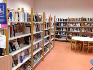 Read more about the article Changement des horaires de la Bibliothèque municipale