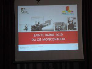 Sainte Barbe 2019