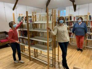 Ouverture de la bibliothèque municipale