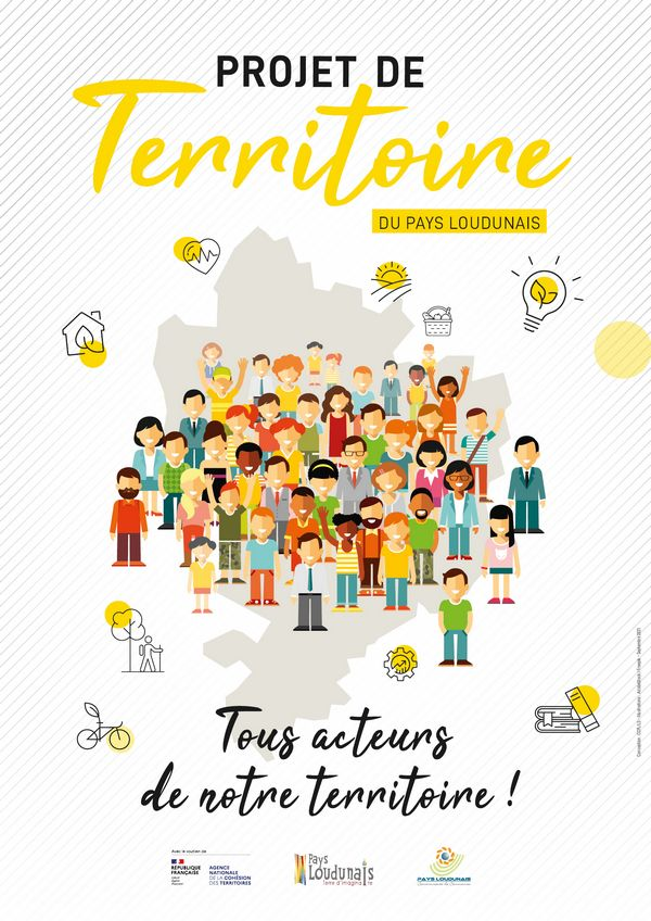 You are currently viewing Projet de Territoire du Pays Loudunais